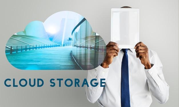 Baixe o backup do cloud storage