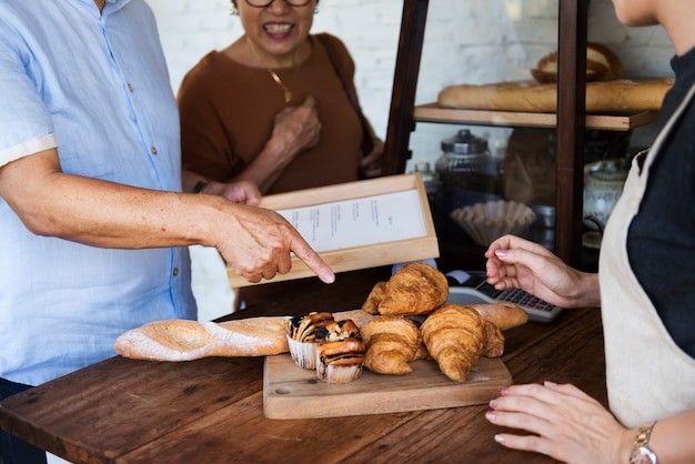 Baker cafe dough flour pastelaria pão amassar