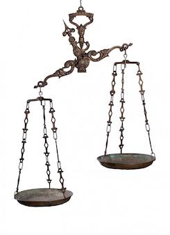 Balança antiga