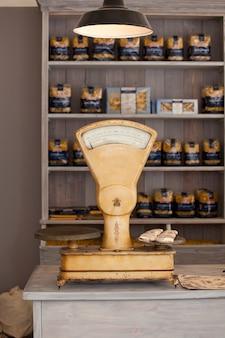 Balanças de cozinha vintage