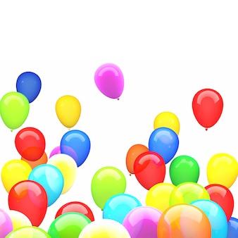 Balões 3d