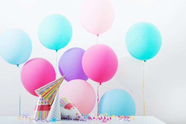 Balões para aniversário