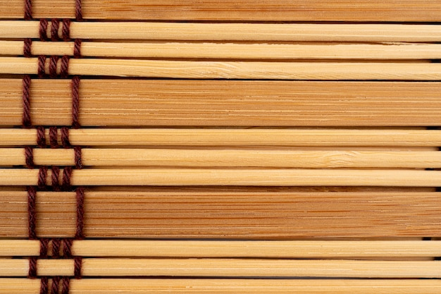 Bambu de madeira, textura de madeira para o fundo