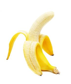 Banana aberta