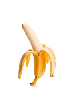 Banana descascada