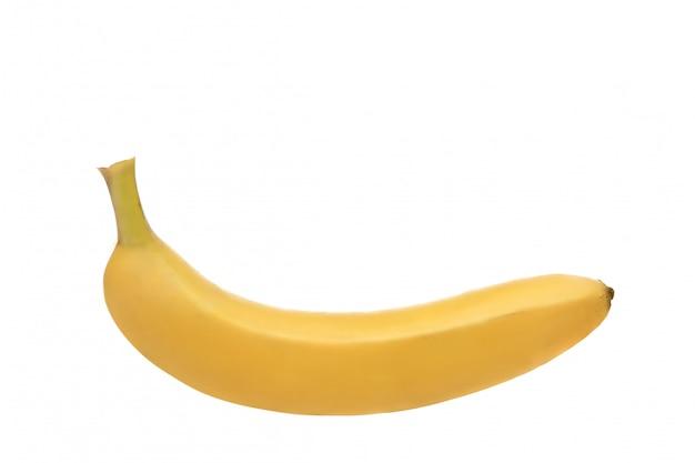 Banana em branco b