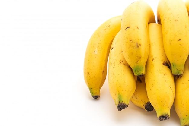 Banana isolado