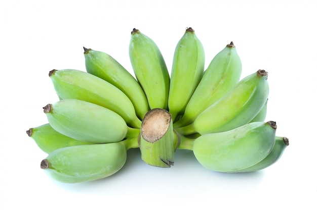 Banana tailandesa local