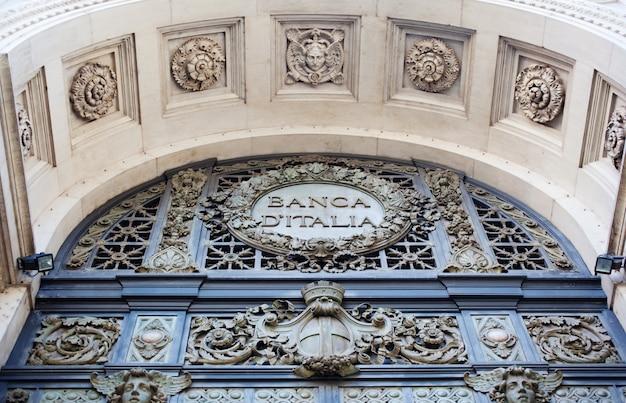 Banco da itália