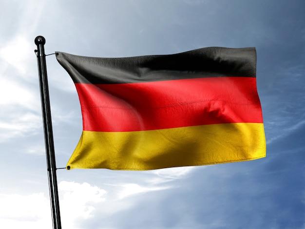 Bandeira allemand