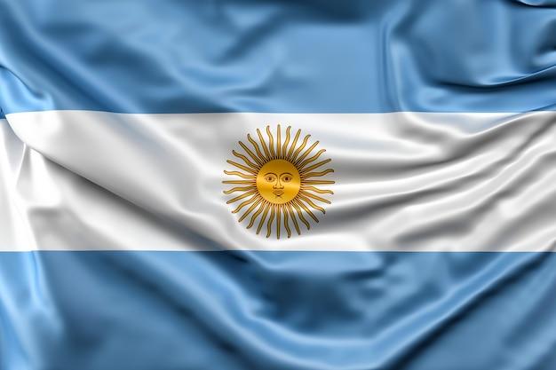 Bandeira da argentina