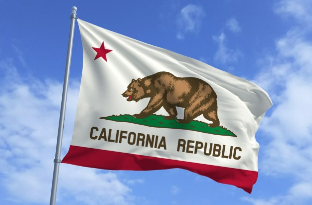 Bandeira da califórnia