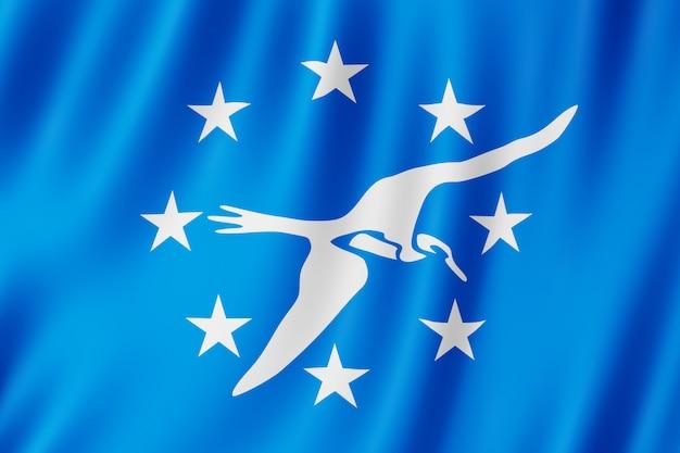 Bandeira da cidade de corpus christi, texas (eua)