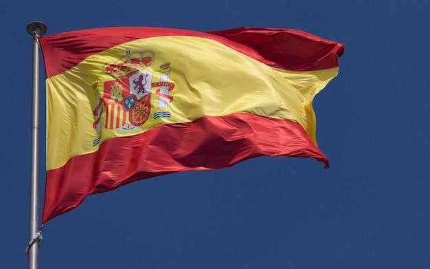 Bandeira da espanha espanhola