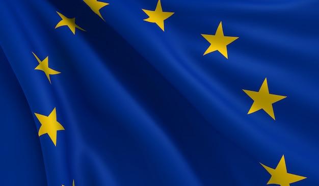 Bandeira da europa