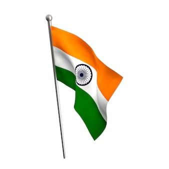 Bandeira da índia