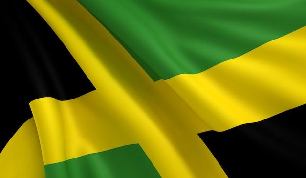 Bandeira da jamaica