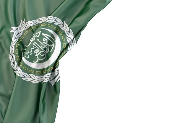 Bandeira da liga árabe