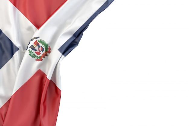 Bandeira da república dominicana