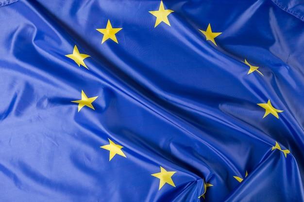 Bandeira da ue da união europeia