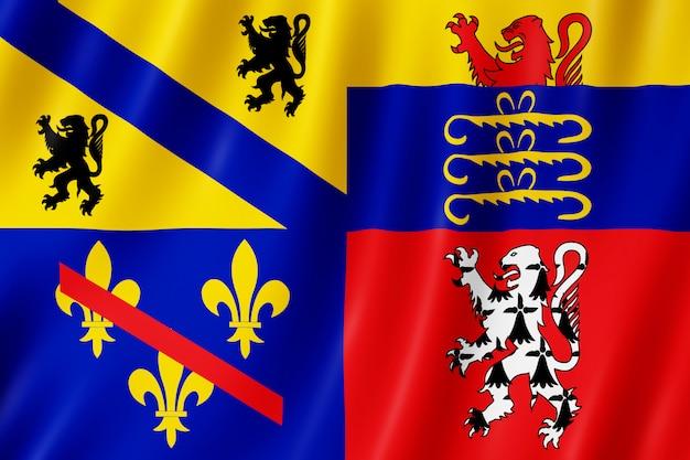 Bandeira, de, ain, frança