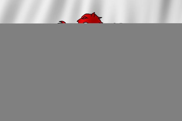 Bandeira de gers, frança