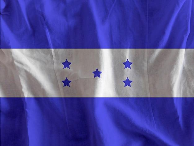 Bandeira de honduras Foto gratuita