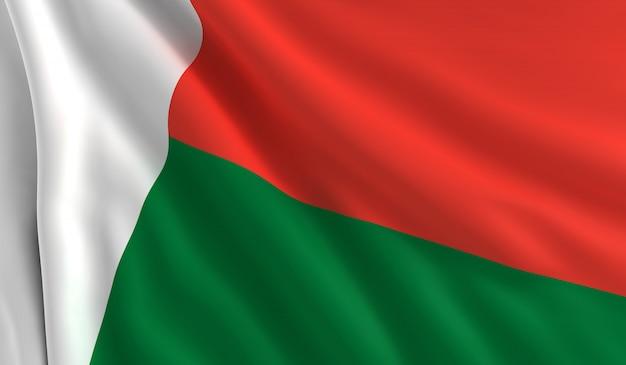 Bandeira de madagascar