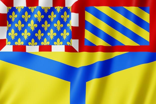 Bandeira, de, yonne, frança