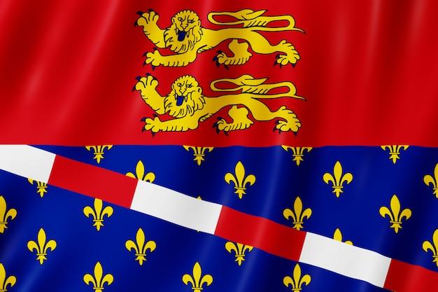 Bandeira, eure, frança