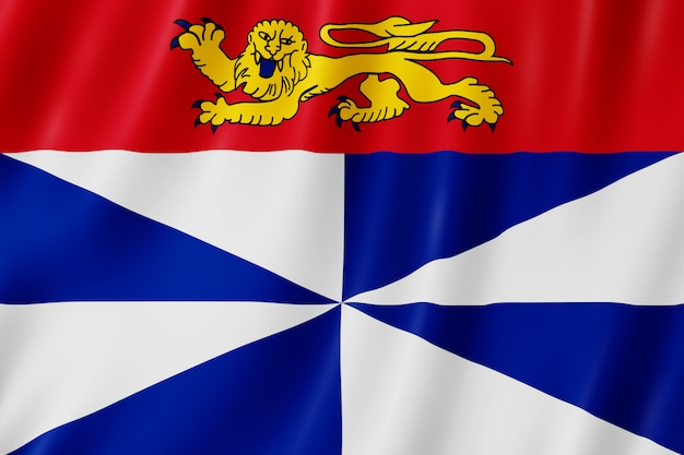 Bandeira, gironde, frança