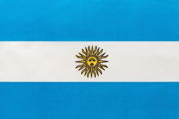 Bandeira nacional da argentina
