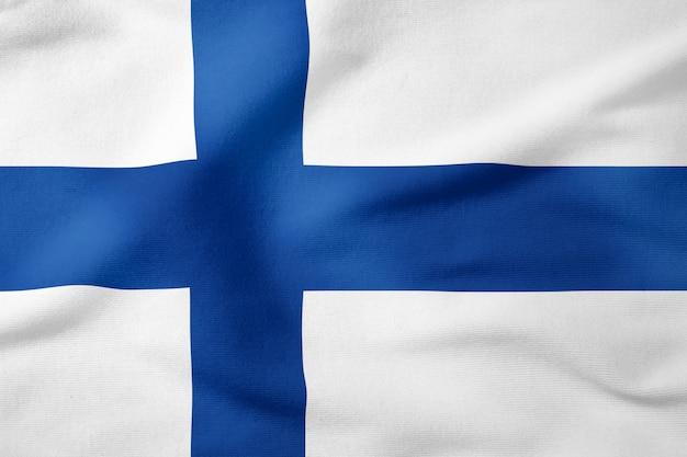 Bandeira nacional da finlândia