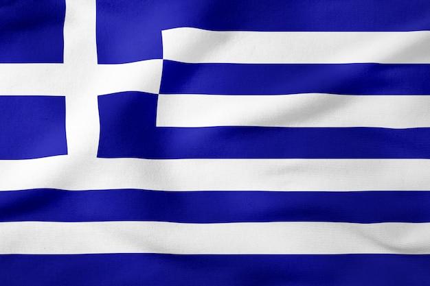 Bandeira nacional da grécia