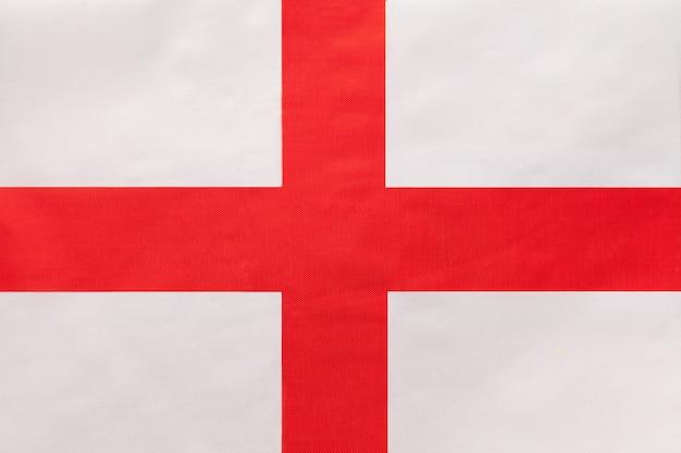 Bandeira nacional de tecido de inglaterra, fundo de têxteis