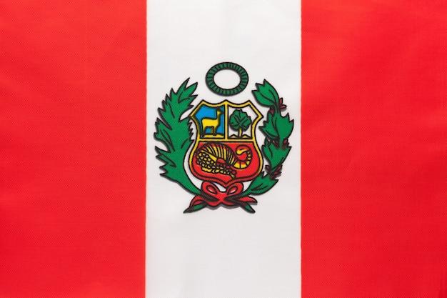 Bandeira nacional do peru