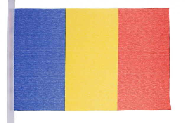 Bandeira romena