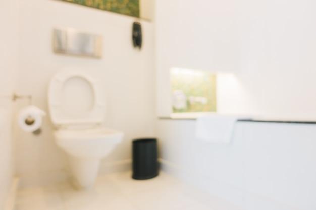 Banheiro com vaso sanitário