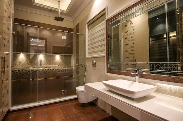 Banheiro design moderno