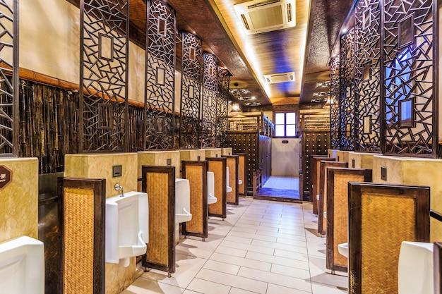 Banheiros públicos