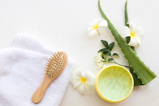 Banho de creme tratamento aroma para a cabeça