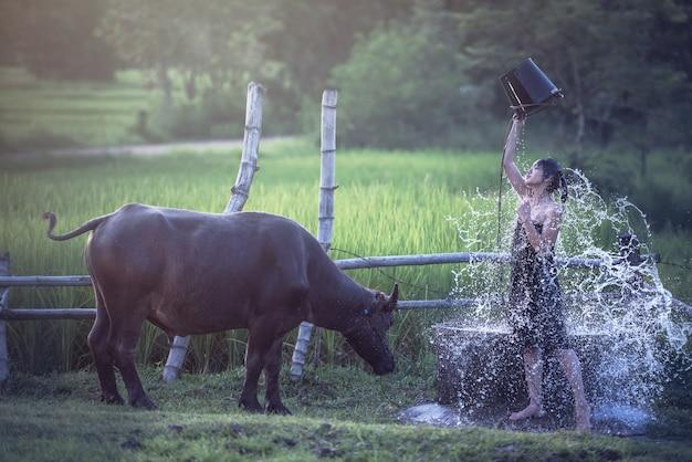 Banhos ao ar livre