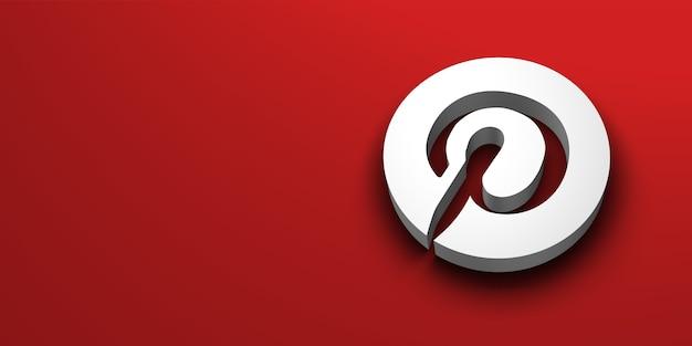 Banner de logotipo de mídia social