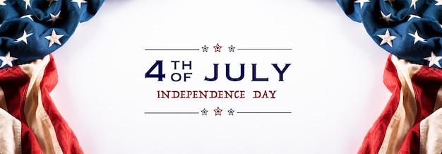 Banner feliz dia da independência