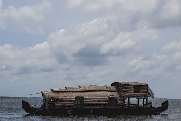 Barco de casa