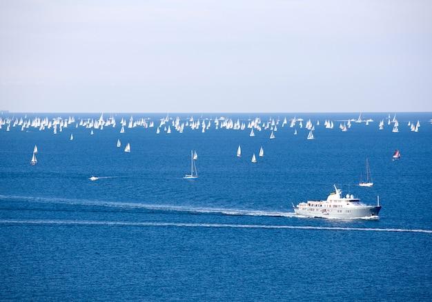 Barcolana, a regata de trieste