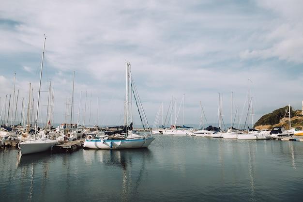 Barcos na itália