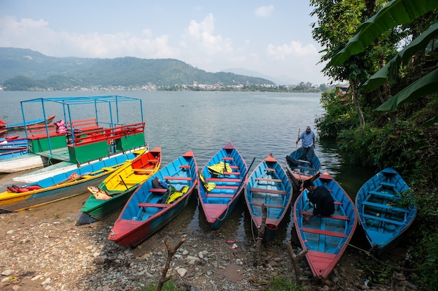 Barcos pokhara