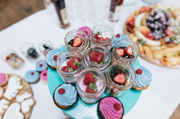 Barra de chocolate na cerimônia de casamento