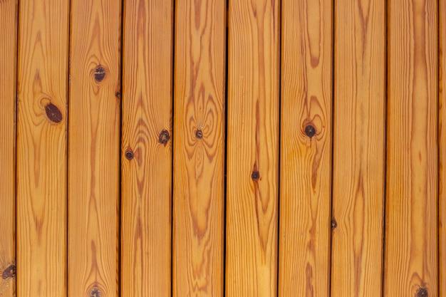 Barras marrons de madeira